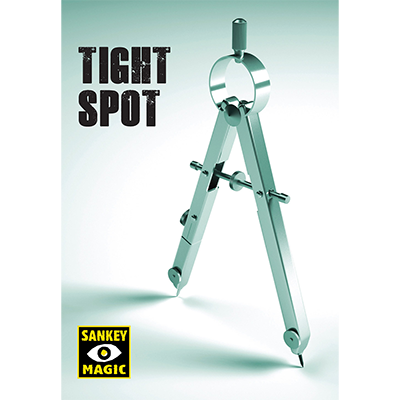 * TIGHT SPOT (DVD and GIMMICK) by Jay Sankey