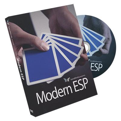 Modern ESP (DVD and Gimmick) by SansMinds