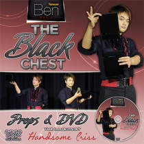The Black Chest by Handsome Criss and Taiwan Ben Magic - Trick