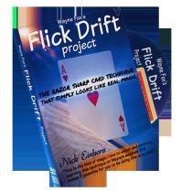 Flick Drift Project by Wayne Fox - DVD