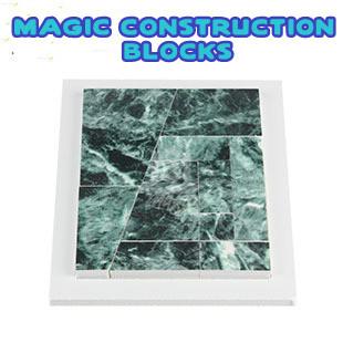 Magic Construction Blocks