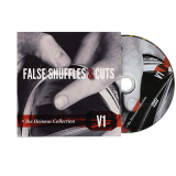 The Heinous Collection Vol.1 (False Shuffles & Cuts) by Karl Hein - DVD