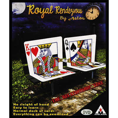 * Royal Rendezvous by Astor Magic