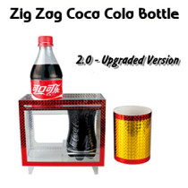 Zig Zag Coca Cola Bottle 2.0 - Upgraded Version