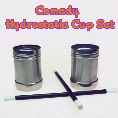Comedy Hydrostatic Cup Set