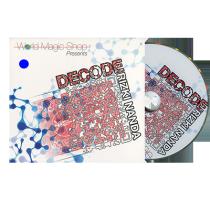 Decode (DVD and Gimmick) by Rizki Nanda and World Magic Shop