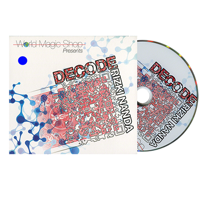 * Decode (DVD and Gimmick) by Rizki Nanda and World Magic Shop