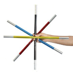 Multiplying Wands - Multicolor (50cm)