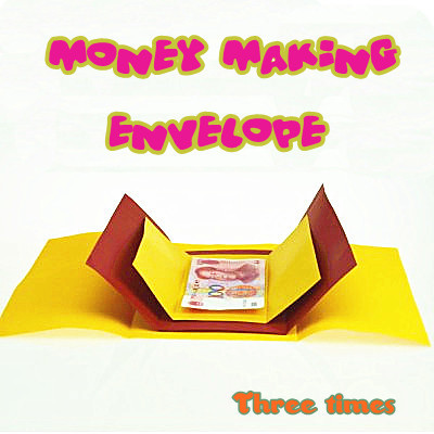 Money Making Envelope (Three Times)