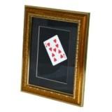 Card into Frame