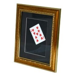 Card into Frame