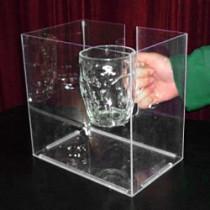 Plexiglas Isolation Chamber for Self Explosion Glass - Medium