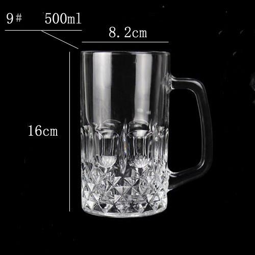 Self Explosion Glass (500ml,9#)