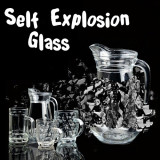 Self Explosion Glass (4 Types)