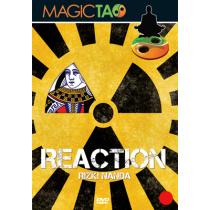 Reaction (DVD and Gimmick) by Rizki Nanda and Magic Tao