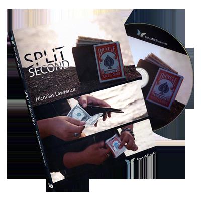 Split Second by Nicholas Lawrence and SansMinds