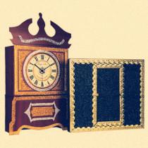 * Clock Tray