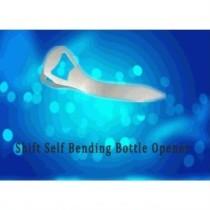 Shift Self-Bending Bottle Opener