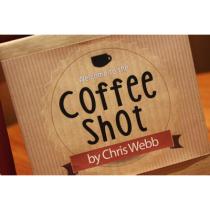 Coffee Shot (Gimmicks & DVD) by Chris Webb