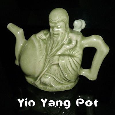 Yin Yang Pot