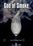 God of Smoke by 52magic