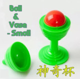 Ball and Vase - Small