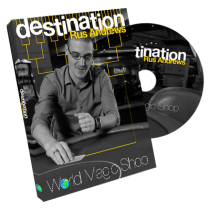 * Destination (DVD and Gimmick) by Rus Andrews