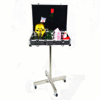 High Quality Carrying Case and Rolling Table Legs