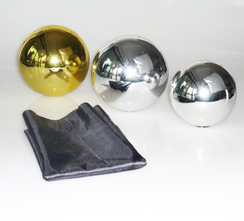 Zombie Ball With Foulard (Gold/Silver)