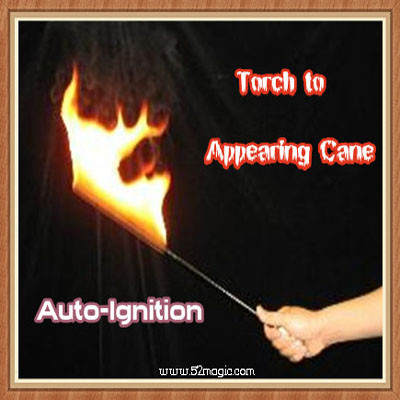 Torch to Appearing Cane (Auto-Ignition)
