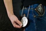 Coin Clip - Jumbo Coin