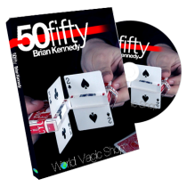 50 Fifty (DVD and Gimmick) by Brian Kennedy