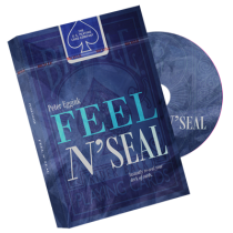 Feel N' Seal (DVD and Gimmick) by Peter Eggink