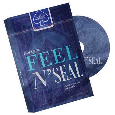 * Feel N' Seal (DVD and Gimmick) by Peter Eggink