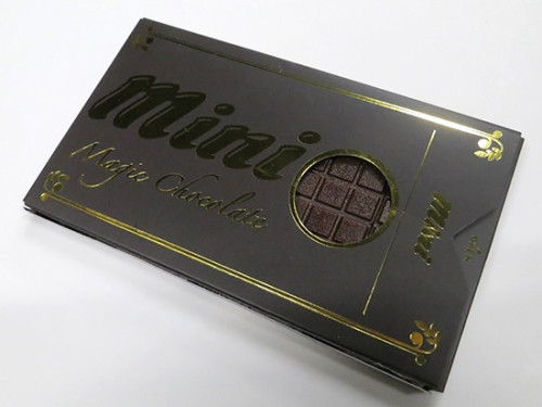 Puzzling Chocolate
