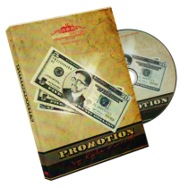 Promotion (DVD and Gimmick) by Kyle Purnell and Mystique Factory