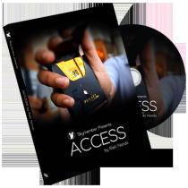 Access (DVD & Gimmicks) by Rizki Nanda and Skymember