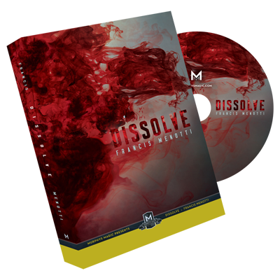 * Dissolve (DVD and Gimmick) by Francis Menotti