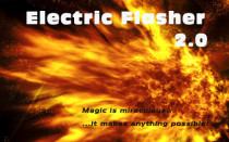 Electric Flasher 2.0 (Rechargeable)