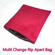 Multi Change Rip Apart Bag