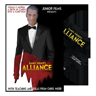 Alliance (DVD & Gimmicks) by Danny Weiser & Junior Films