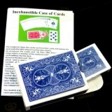 Inexhaustible Case of Cards
