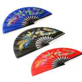 Professional Dragon and Phoenix Fan (3 Colors)