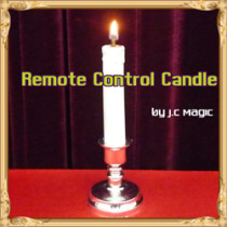 Remote Control Candle by J.C Magic