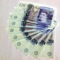 Flash Bill - Pound (Pack of 10)