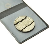 Folding Coin - 10 Rouble (Russian)