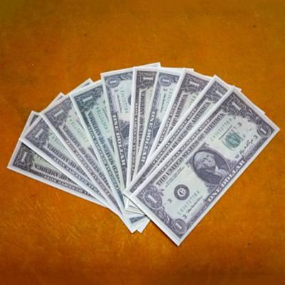 Flash Bill - US Dollar (Pack of 10)