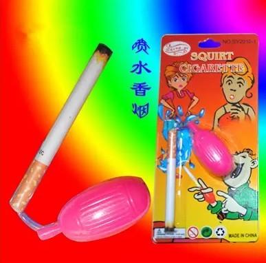 Squirt Cigarette Prank