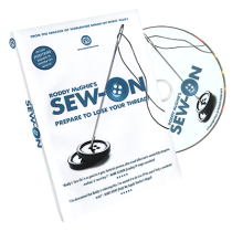 * Sew-On (DVD and Gimmick) by Roddy McGhie