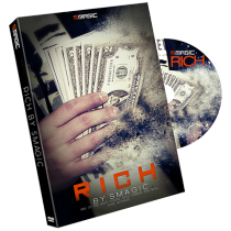RICH by SMagic Productions - DVD